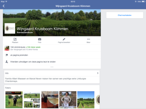 Kruisboom op FB